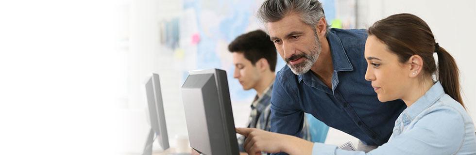 Berufsbegleitende Weiterbildungen für Firmen und Beschäftigte
