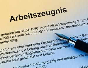 Arbeitsrecht - Arbeitszeugnisse richtig lesen und formulieren